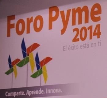 Foro Pyme 2014