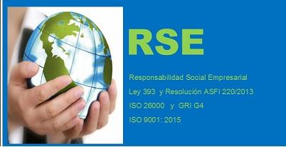 RSE Programa de Formación