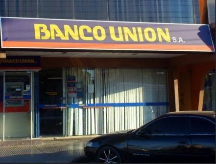 Banco Unión fachada