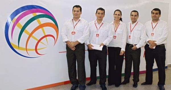 Banco Los Andes capacitación grupo