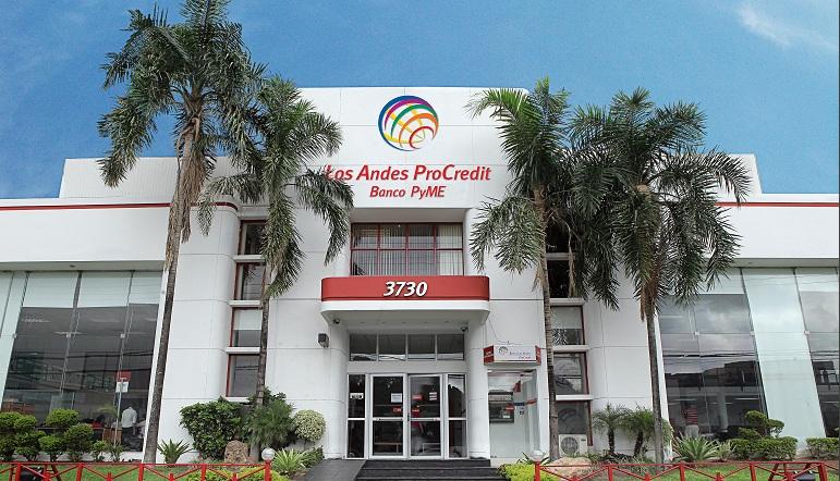 Banco Los Andes fachada