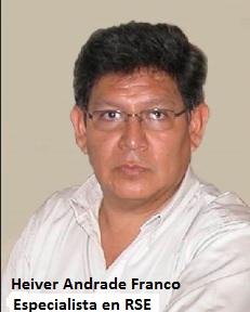 Heiver Andrade, especialista en RSE