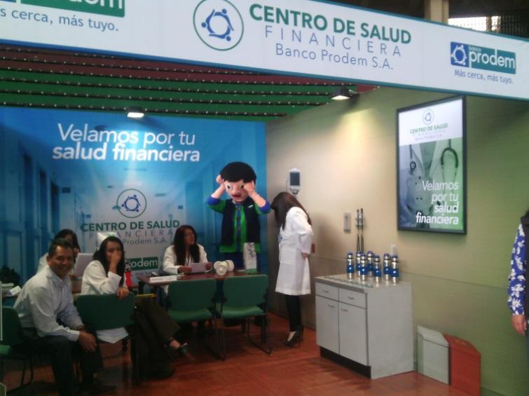Banco Prodem feria1